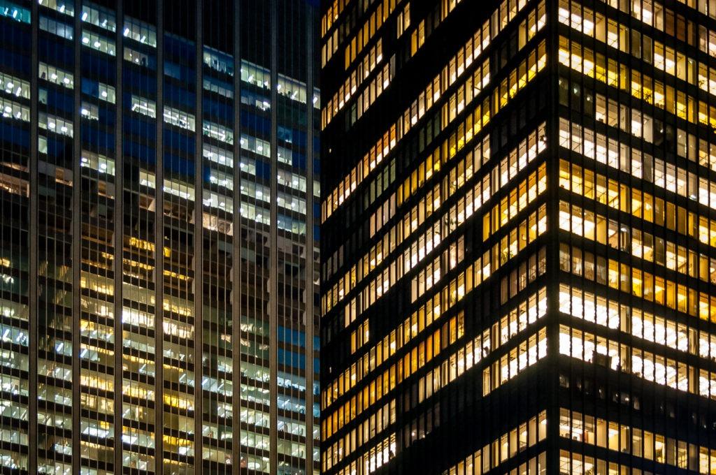 New-York - Vue de nuit