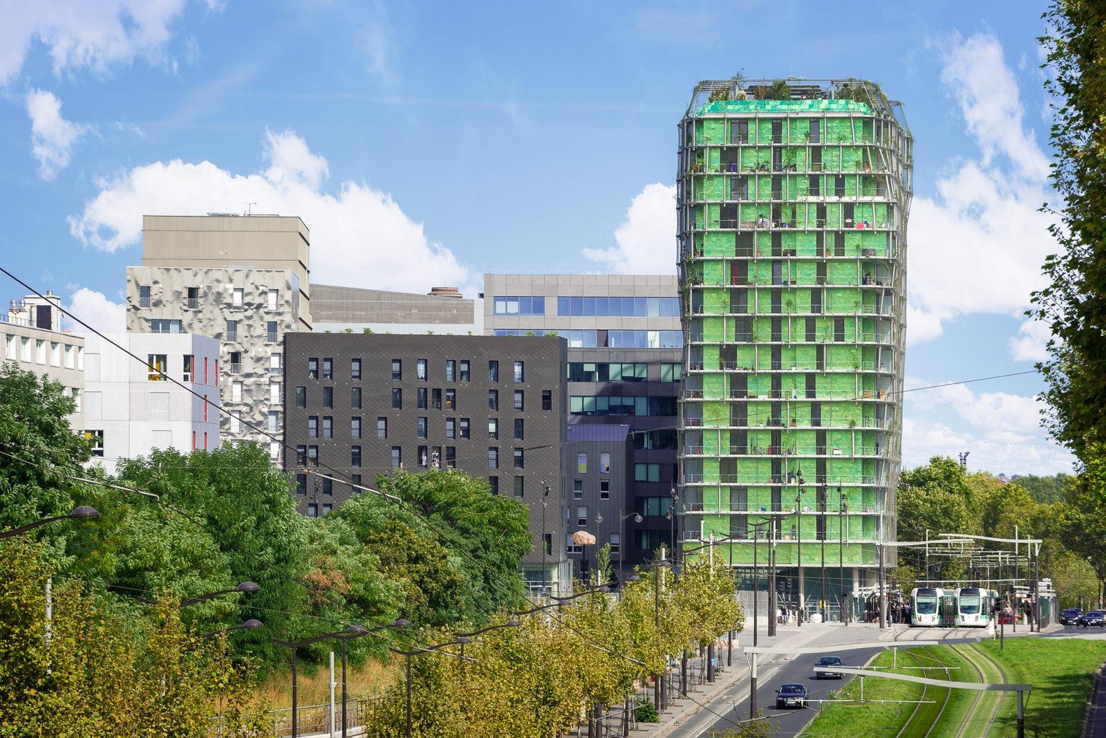 Pierrelexcellent Edouardfrancois Tourbiodiversite 43 Architecture Jeu De Contrastes Pour
