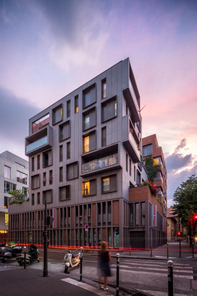 Brenac & Gonzalez - Logements Paris Boucicaut - 1