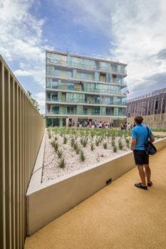 Atelier Kempe Thill + FRES architectes - 50 logements à Paris