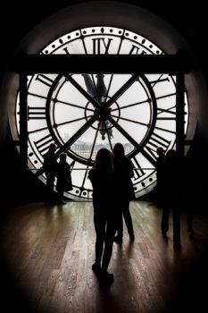 Figer le temps. Musée d'Orsay à Paris. Architectes : Renaud Bardon, Pierre Colboc et Jean-Paul Philippon (ACT Architecture)