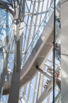 Musée des Confluences. Architecte : Coop Himmelb(l)au Wolf D. Prix & Partner. Lyon