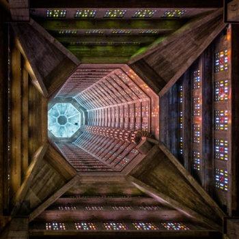 Église Saint-Joseph du Havre. Architecte : Auguste Perret