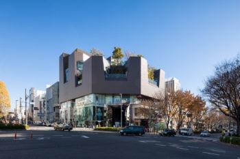 Tokyu Plaza Omotesando Harajuku. Architectes : Hiroshi Nakamura, NAP Architects