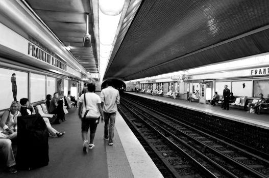 Station de métro Franklin Roosevelt