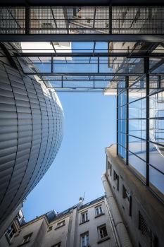 Fondation Seydoux-Pathé 2. Architecte : Renzo Piano