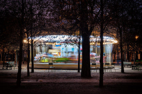 Gardons notre âme d'enfant. Jardin des Tuileries