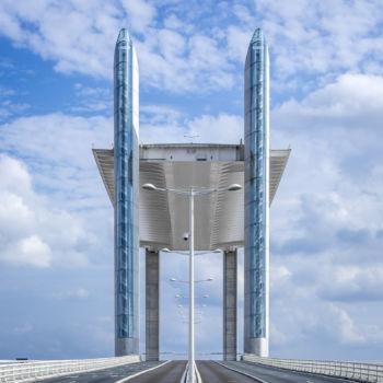 Pont Jacques Chaban-Delmas. Architectes : Lavigne & Cheron