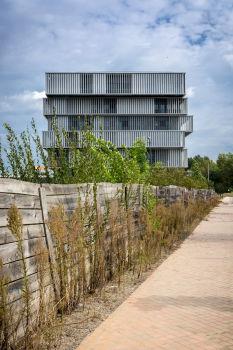 Siège social d'Aquitanis. Platform Architectures et Reichen & Robert