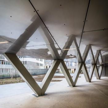 Hamonic + Masson / Comte & Vollenweider - Paris Masséna 14