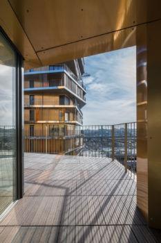 Hamonic + Masson / Comte & Vollenweider - Paris Masséna 6