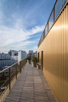 Hamonic + Masson / Comte & Vollenweider - Paris Masséna 7