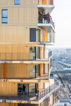 Hamonic + Masson / Comte & Vollenweider - Paris Masséna 8