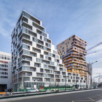 Hamonic + Masson / Comte & Vollenweider - Paris Masséna 2