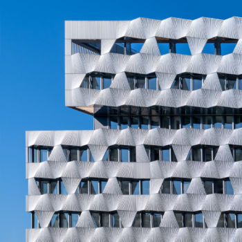 Bâtiment de Bureaux Ilôt A11. Architectes : Brenac + Gonzalez