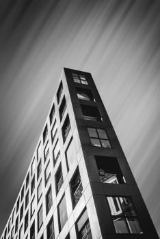 40 logements ZAC Clichy-Batignolles secteur Saussure. Architectes : LAN