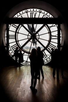 Figer le temps / Frozen in time. Musée d'Orsay à Paris. Architectes : Renaud Bardon, Pierre Colboc et Jean-Paul Philippon (ACT Architecture)