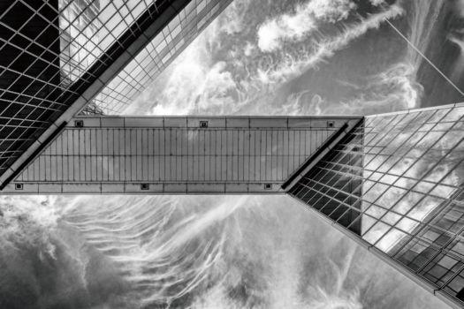 Le Ponant. Architecte : Olivier-Clément Cacoub. Paris. 1989