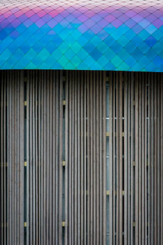 In / Out. Architectes : DTACC / Agence Jouin Manku. Boulogne-Billancourt