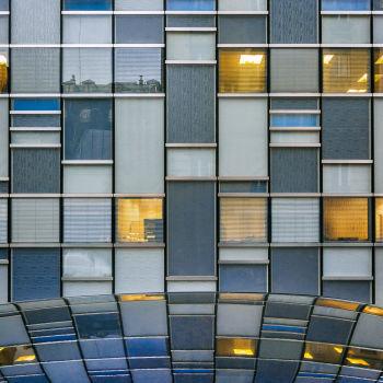 Institut de recherche clinique sur la vision. Architectes : Brunet Saunier. 2008. Paris 12e