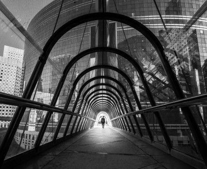 Japan Bridge. Architecte : Kisho Kurokawa