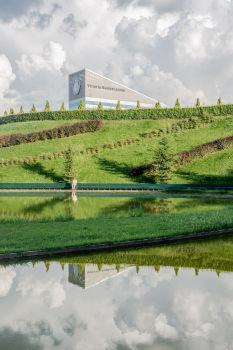 Parco del Portello / Gino Valle Square. Architectes : Charles Jencks, Andreas Kipar / Valle Architetti Associati