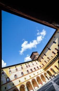 Château des Sforza (Castello Sforzesco)