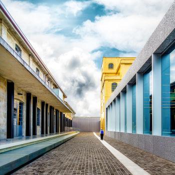 Fondation Prada 1. Architecte : OMA / Rem Koolhaas