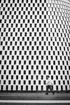 Pavillon Intesa Sanpaolo à l'Exposition Universelle de Milan 2015. Architecte : Michele De Lucchi