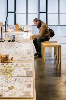 Pavillon de l'Arsenal - Exposition Habitat participatif - 1