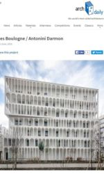 Archdaily - Antonini Darmon - Arches Boulogne (macrolot B5)
