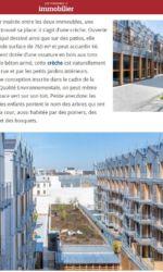 Le Figaro Immobilier - Alexandre Chemetoff - logements faubourg du temple