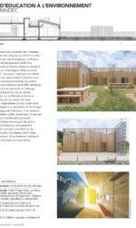 AMC n°238 janvier 2015 - Philippe Madec - Centre d'éducation à l'environnement à Bouaye