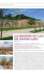 Palmarès national pour la construction bois 2015 - CNDB - Philippe Madec