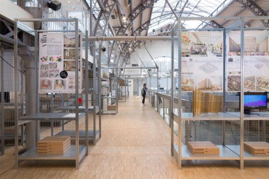 Pavillon de l'Arsenal - Exposition Réinventer Paris 10