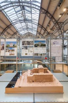 Pavillon de l'Arsenal - Exposition Réinventer Paris 11