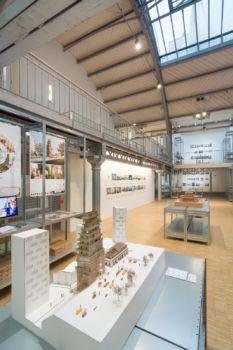 Pavillon de l'Arsenal - Exposition Réinventer Paris 12
