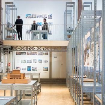 Pavillon de l'Arsenal - Exposition Réinventer Paris 14