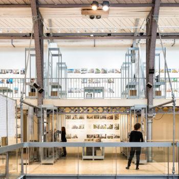Pavillon de l'Arsenal - Exposition Réinventer Paris 15