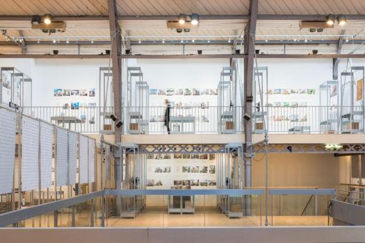 Pavillon de l'Arsenal - Exposition Réinventer Paris 16