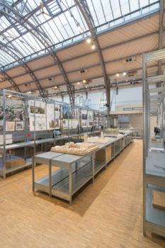 Pavillon de l'Arsenal - Exposition Réinventer Paris 18