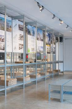 Pavillon de l'Arsenal - Exposition Réinventer Paris 20