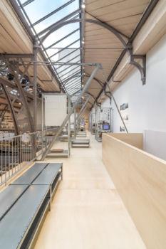 Pavillon de l'Arsenal - Exposition Réinventer Paris 3