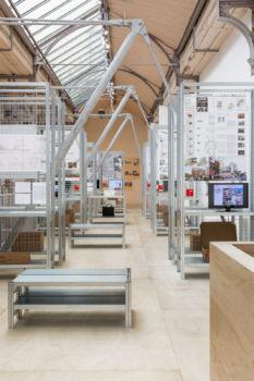 Pavillon de l'Arsenal - Exposition Réinventer Paris 4