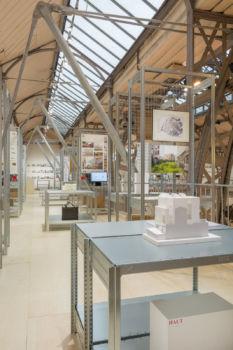 Pavillon de l'Arsenal - Exposition Réinventer Paris 5