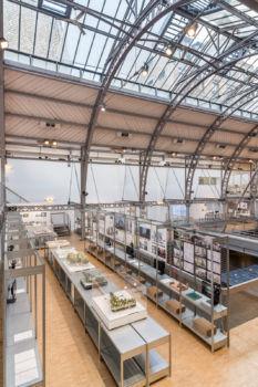 Pavillon de l'Arsenal - Exposition Réinventer Paris 6