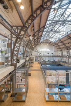 Pavillon de l'Arsenal - Exposition Réinventer Paris 7