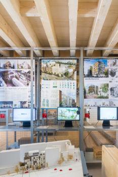 Pavillon de l'Arsenal - Exposition Réinventer Paris 8