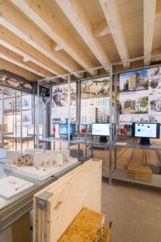 Pavillon de l'Arsenal - Exposition Réinventer Paris 9