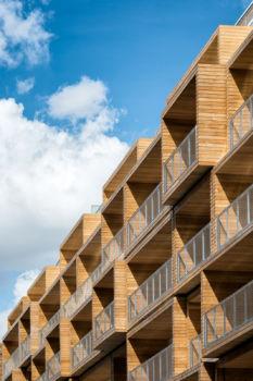 AAVP - Vincent Parreira - Immeuble Less à Paris - 1